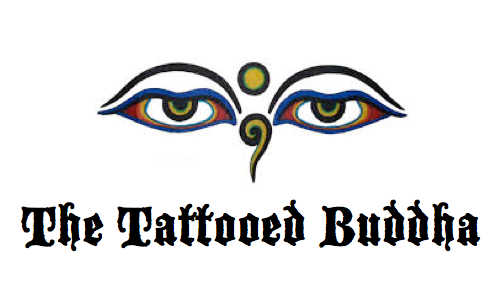 The Tattooed Buddha Mobile Retina Logo
