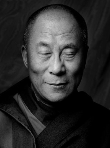 In Compassion's Arms: Hearing the Dalai Lama Laugh.