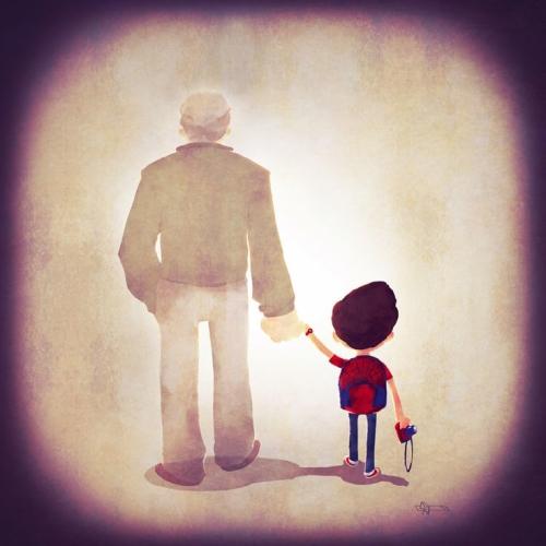 I Have a Mental Illness…& a Dad.