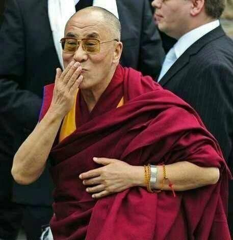 Any Dalai Lama is a Good Dalai Lama.