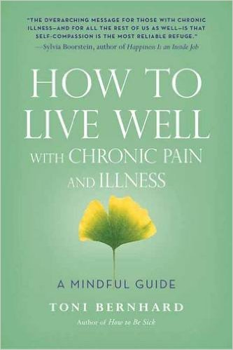 How to Live with Chronic Pain & Illness. {Book Review}