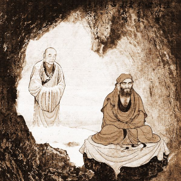 Bodhidharma: The Barbarian Master.
