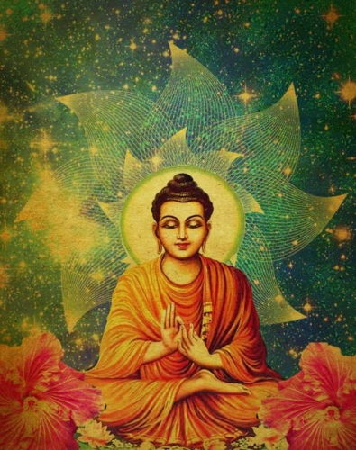 The Mystical Branch of Buddhism.