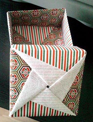Origami Box. {Poetry}