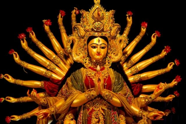 Navaratri: Celebrating the Mother Goddess.