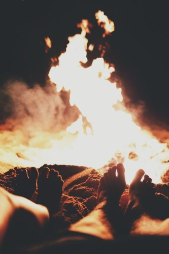 Fire Gazing: You May Already Be a Meditator.