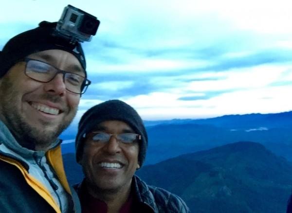 A Pilgrimage: From the Top of Adam's Peak. {Part 3 of 4}