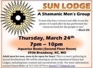 invite for men's group