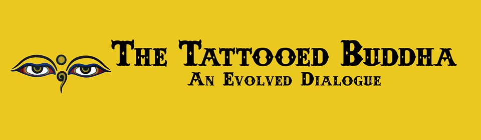 The Tattooed Buddha Logo