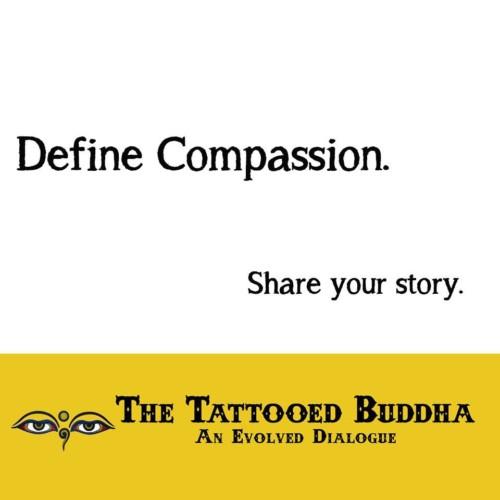 define compassion