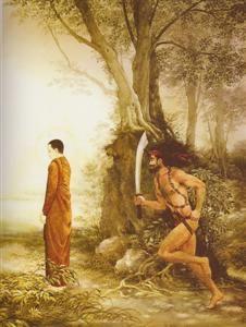 The Buddha & The Serial Killer.