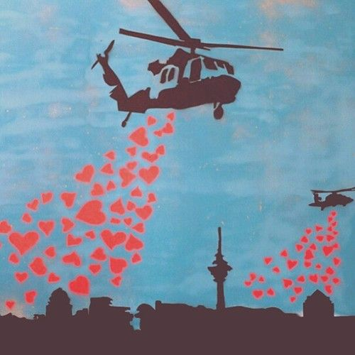 love helicopter
