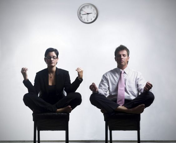 Stressed? 5 Ways Yoga & Meditation Help with Work/Life Balance.