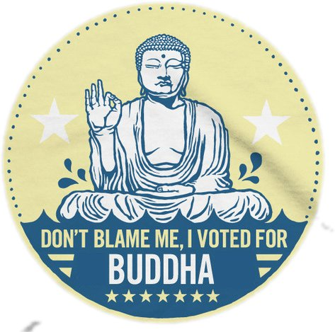 Using Buddhism to Make America Great Again
