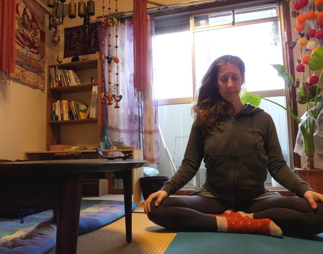 The Faces of Meditation: Tammy T. Stone