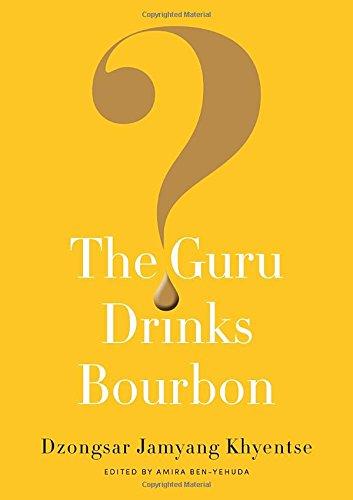 The Guru Drinks Bourbon {Book Review}