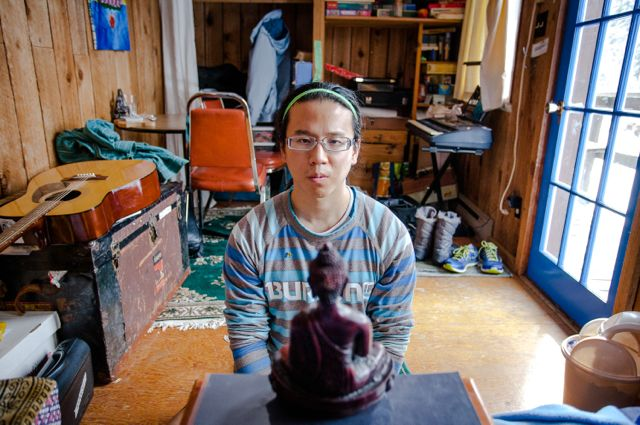 The Faces of Meditation: Max Wong