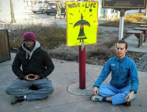 The Faces of Meditation: Alex Chong Do Thompson