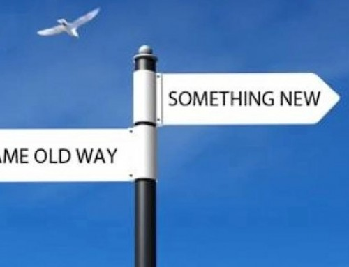Want to Create a New Habit? Change Your Story