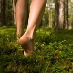 The Benefits of Walking Barefoot