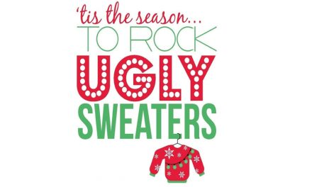 Those Sweaters are Anything but Ugly