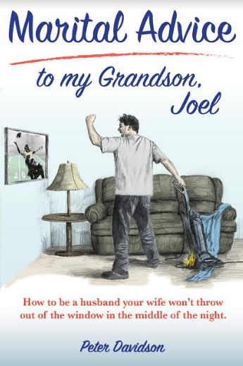 Marital Advice to my Grandson, Joel {Book Review}