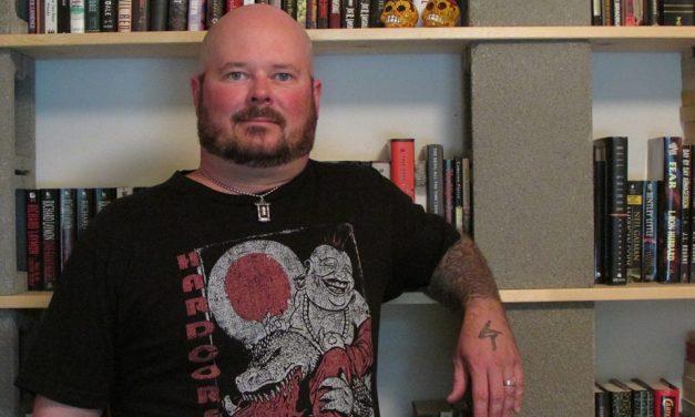 The Tattooed Team Spotlight: Brent Purple Oliver, Columnist, Podcast Team & Mindfulness Instructor