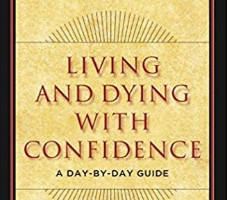 Living & Dying with Confidence {Book Review}