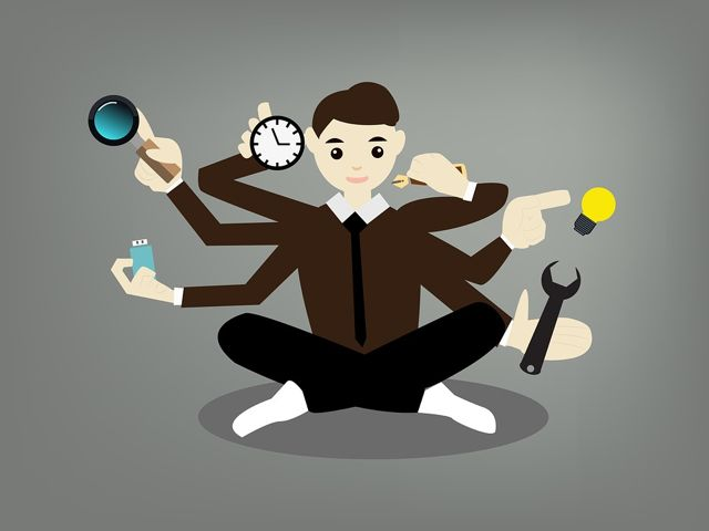 How to Do One Thing at a Time in a Society of Multi-tasking
