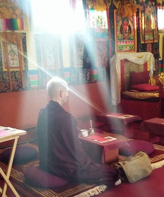 The Faces of Meditation: Dawai Gocha