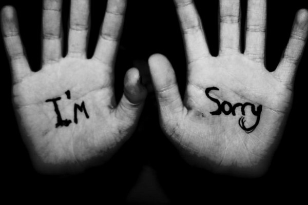 Magic Words: The Dharma of Apology