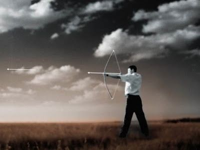 A Melancholy Avoidance of Archery: Meditation, Suffering & the Second Arrow.