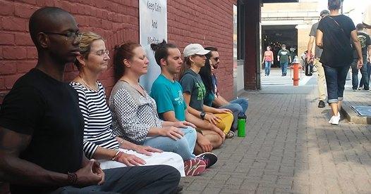 Day of Meditation Cleveland Ohio
