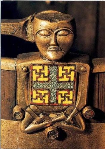 Tartan Buddhas!