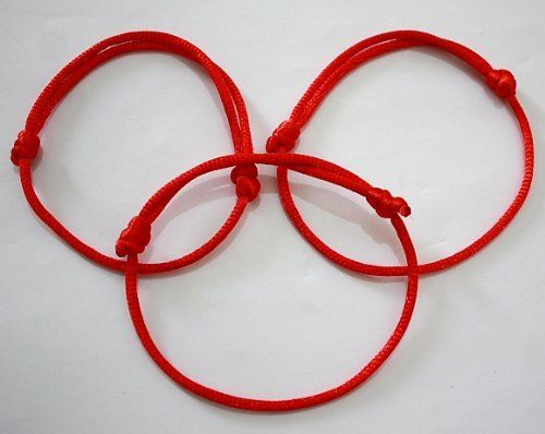 The Little Red String.