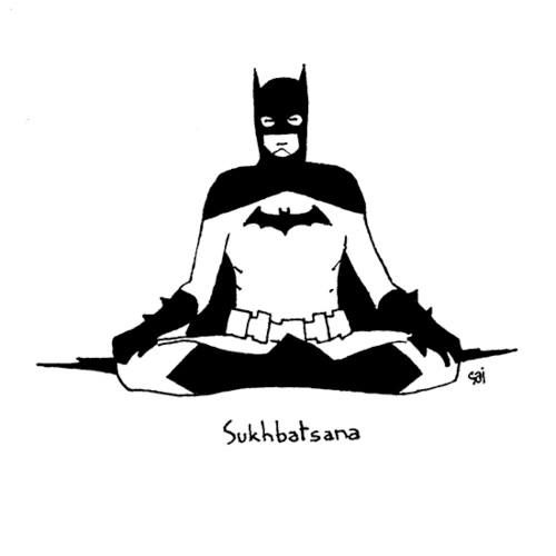 How to be a Yoga Superhero & Make the World a Better Place.