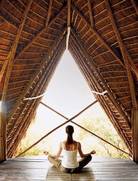 Meditation Instructions: Using the Mantra SO HUM.