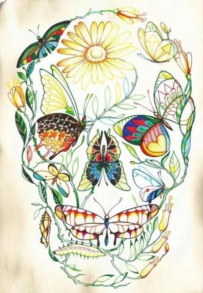 Death, Ritual & A Beautiful Life.