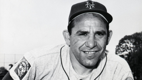"Remembering ""Yogi"" Berra."
