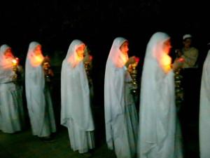 Sadeh/Yalda celebration, Iran. From Iranreview.org