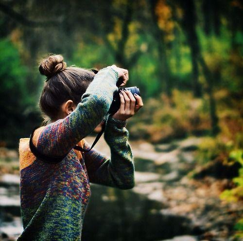 Gratitude, No Camera.