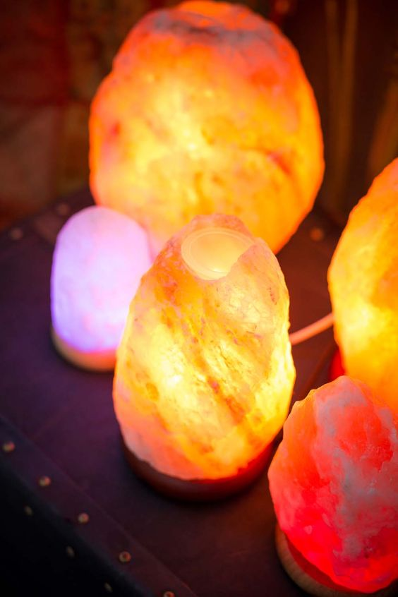 Are Salt Lamps Placebos?