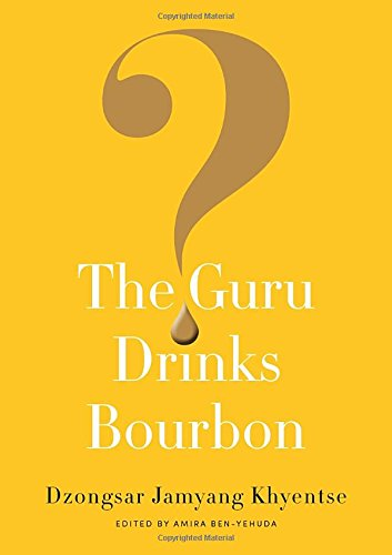 The Guru Drinks Bourbon {Book Review}