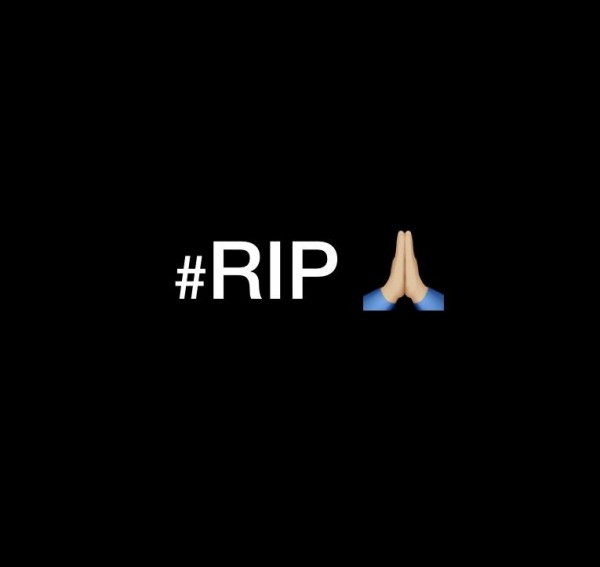 Hashtag RIP: Grieving on Social Media
