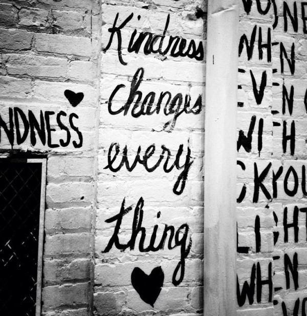 Kindness, No Matter What