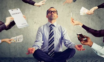 4 Practices to Keep Yourself Balanced During Turbulent Times
