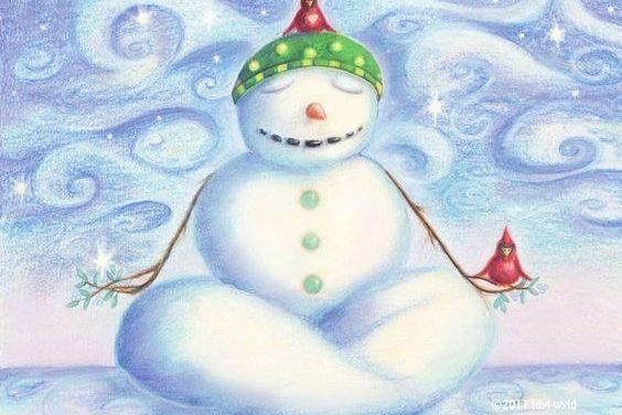 An Ordinary Man, a Broken Key & a Snowstorm: A Zen Christmas Story