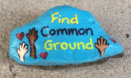 Laying a Foundation of Kindness on Common Ground