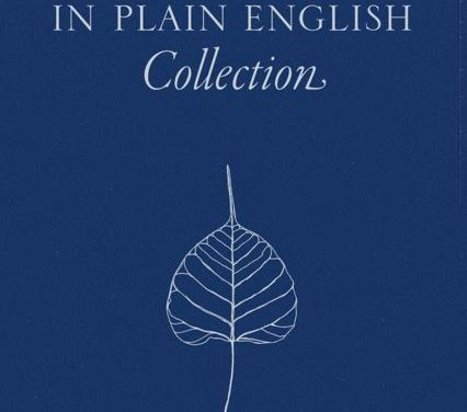The Mindfulness in Plain English Collection {Book Review}