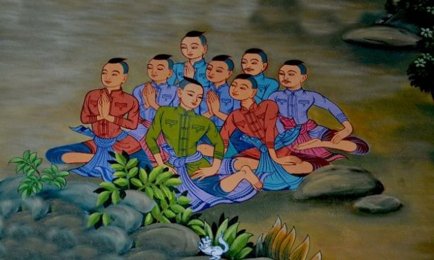 A Soccer Team and a Buddhist Monk Walk into a Cave…